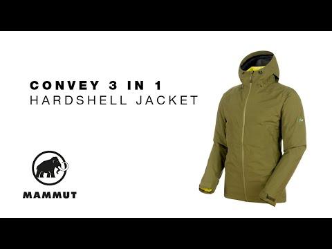 new concept b5041 e1ae2 Mammut Easy Combine für Outdoor-Jacken | Mammut Stories