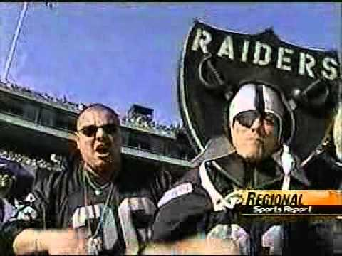 "The Oakland Raiders ""Black Hole"" 2000 (FOX Sports)"