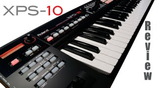 Review do Roland XPS 10 (demo)