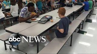 FSU Star <b>Travis Rudolph</b> Helps Boy With Autism
