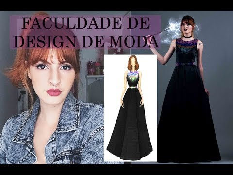 FACULDADE DE DESIGN DE MODA #3: O FINAL!!