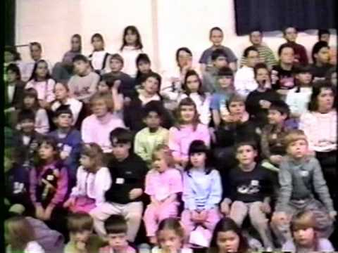 High Bridge Middle School NJ 1991 A World In Tune Part 2
