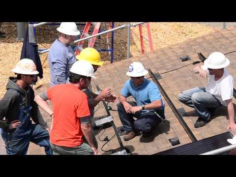Video Highlight: Solar Energy International (SEI) - Paonia, CO. - Professional Solar PV Training