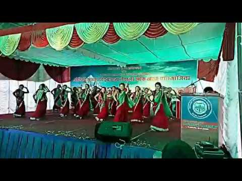 Teej Dance-Alpine Valley School-??????????? ?? ?????? ???? ?????? ??