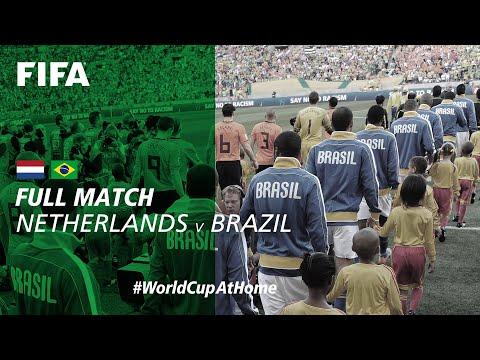 #WorldCupAtHome | Netherlands V Brazil (South Africa 2010)