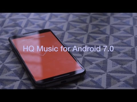 HQ Music For Android 7.0 - App Review | Tech_Prophecy
