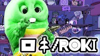 【ガチャピン】「ロキ」歌ってみたよ【みきとP/mikitoP】