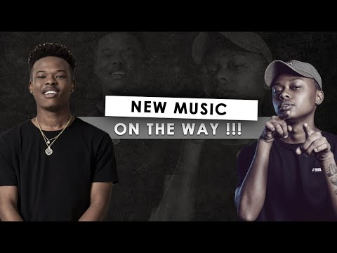 Nasty C And A Reece Working On New Music Tuskod Vlogs Youtube
