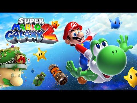 [LIVE] Super Mario Galaxy 2 (Wii) Let's Play #8 รถถังหอคอยของกุปป้าจูเนียร์