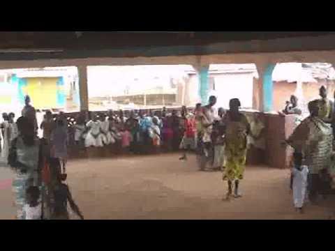 BIC Mission in Ghana village - part 6