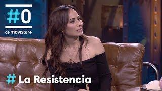 LA RESISTENCIA - Entrevista a María Escoté   #LaResistencia 19.03.2019