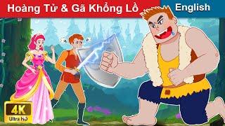 Truyện Về Hoàng Tử Tí Hon & Gã Khổng Lồ 🤴 Chuyen co tich | Truyện Cổ Tích Việt Nam