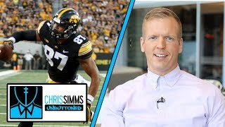 NFL Draft 2019 countdown: Jaguars could go offense at No. 7 | Chris Simms Unbuttoned | NBC Sports