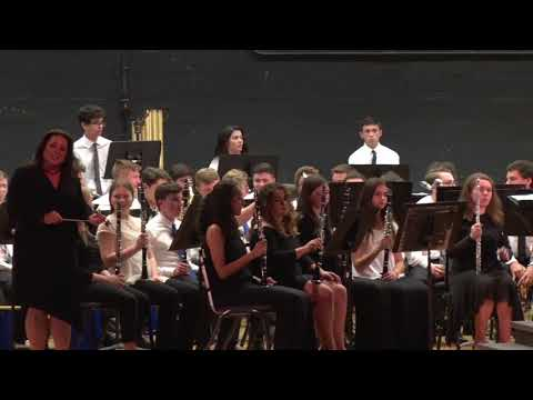 Eleventh Grade Band 1 Massapequa High School Spring 2017