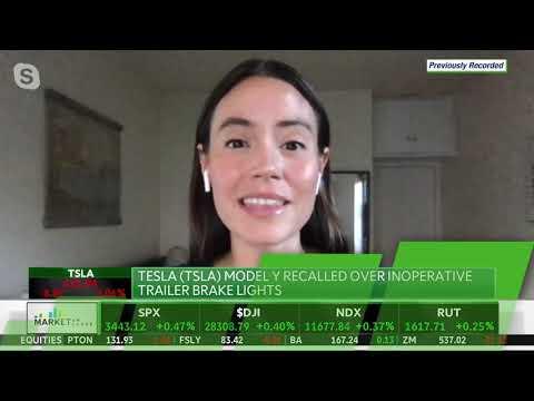 Tasha Keeney Talks #Tesla Earnings (TSLA)
