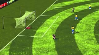 FIFA 14 iPhone/iPad - Brazil vs. Germany (SEXY OFFSIDE)