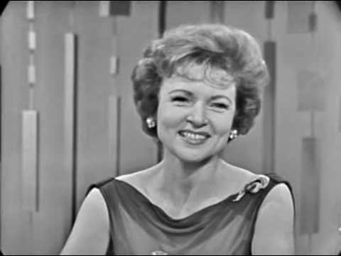PASSWORD 1963-02-17 Betty White & Shelley Berman