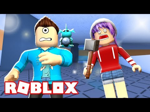 AUDREY THE BEAST! HACK FAST!!! | Roblox Flee the Facility w/ RadioJH Games! | MicroGuardian
