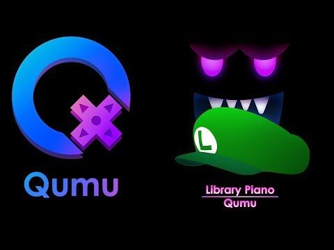 Luigi's Mansion 2: Dark Moon - Library Piano [Electro Swing Remix]