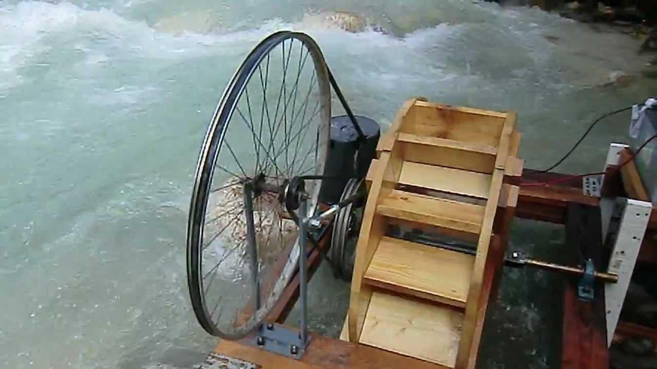 Turbina idroelettrica artigianale youtube for Costruire un temporizzatore 12v