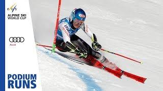 Mikaela Shiffrin   Ladies' Giant Slalom   Kronplatz   1st place   FIS Alpine