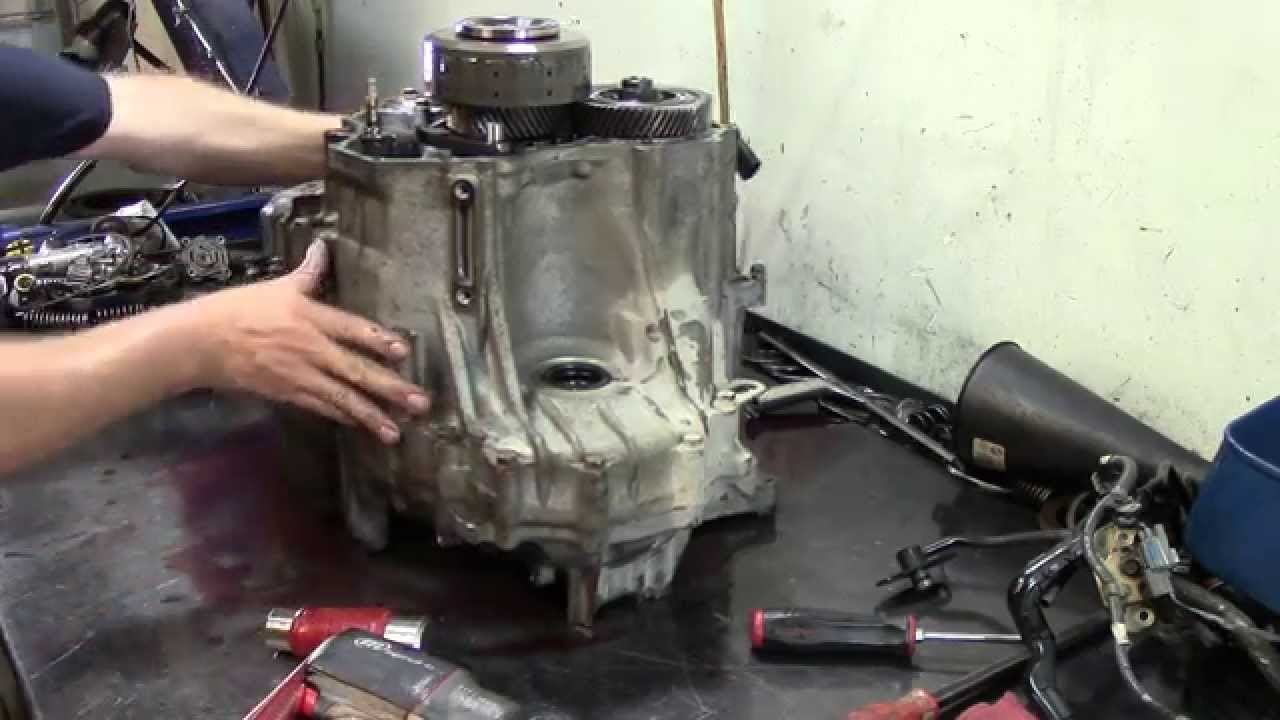 BYBA Transmission  Honda Odyssey  Teardown Inspection