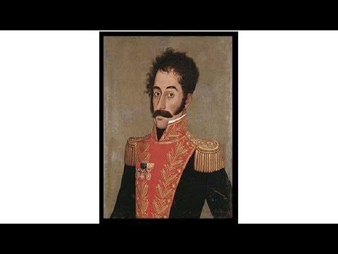 Simón Bolívar por Pablo Victoria