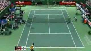 Virtua Tennis 3 [ PC ] Gameplay