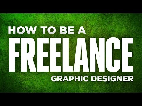 How to be a Freelance Graphic Designer