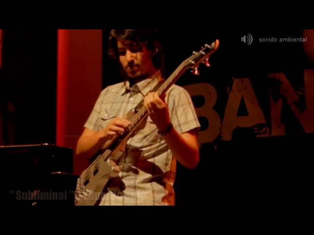 EDUARDO SITJÀ - SUBLIMINAL - [ FINAL BASS EXPERIENCE 2012 ] - HD Videos De Viajes