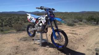 2016 TM 85 Junior 17/14 Review - Dirt Rider 85cc MX Shootout