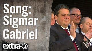 Song: Sigmar Gabriel – dich wird keiner wählen