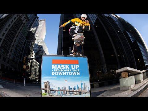 Arizona Iced Tea, Boroughs To The Bay Tour | NYC to San Francisco Skateboarding