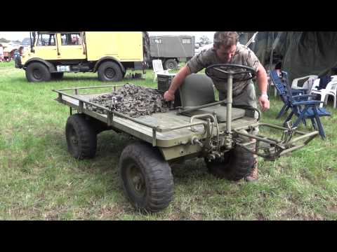 Mule US Army M274 Truck