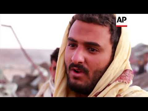 Saudi-led coalition airstrike in Yemen kills at least 26