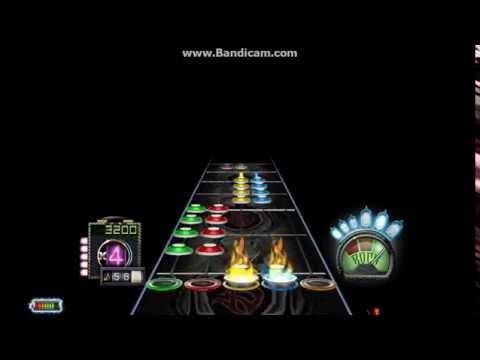 Guitar Hero 3: Geometry Dash - Clutterfunk by Waterflame (Custom Song)