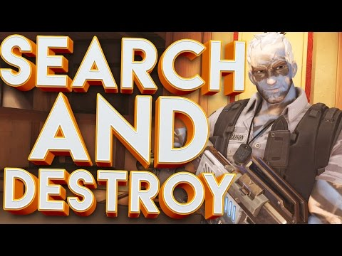 OVERWATCH SEARCH AND DESTROY CUSTOM...