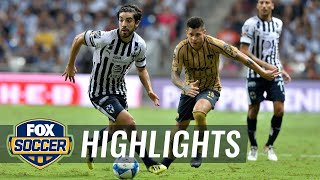 90 in 90: Monterrey vs. Pumas | 2018-19 Liga MX Highlights