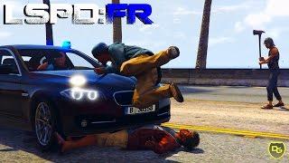 GTA 5 LSPD:FR #087 - Nur ein Kratzer! - Deutsch - Grand Theft Auto 5 LSPD First Response