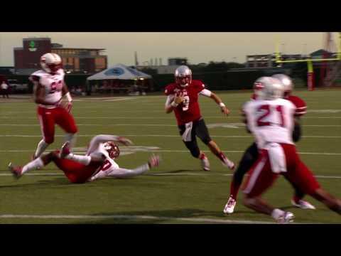 Nicholls Football vs Lamar: November 3rd, 2016