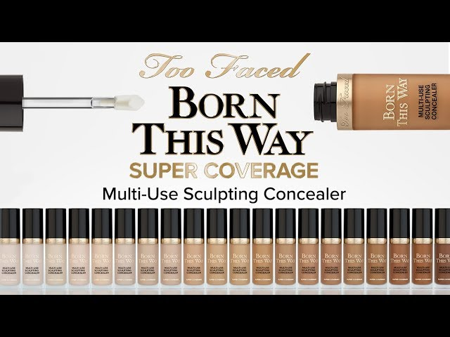 born this way baby jackie aina s too faced foundation