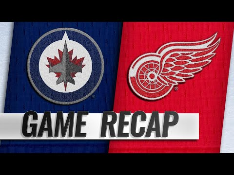 Byfuglien tallies 500th career point in 2-1 win