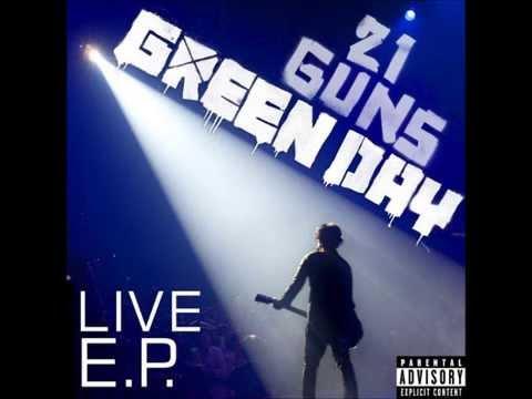 Green Day 21 guns Live ep
