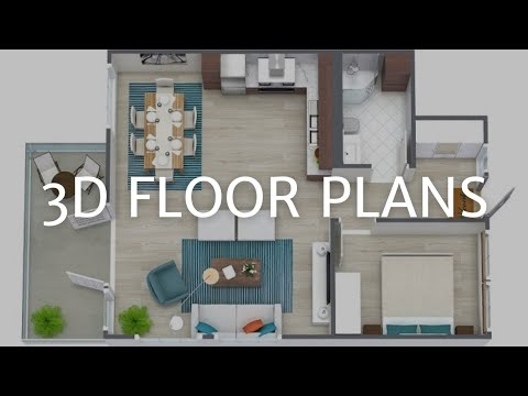 3D Floor Plans | RoomSketcher