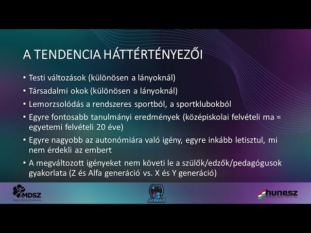 Játékidő - 3. modul 1. lecke – Boronyai Zoltán