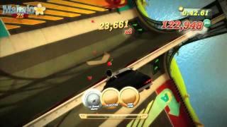Kinect Joy Ride - Stunt - Paradise Pipes