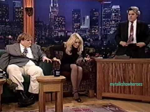 JUDITH LIGHT & CHRIS FARLEY on 'LENO'