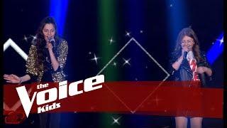 Isea & Alisja - Girls Just Wanna Have Fun | Live Shows | The Voice Kids Albania 2019