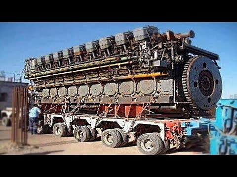 10 Biggest Engines In The World