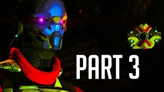 Destiny the taken king walkthrough part 3 - mission 4: cade's stash  (ps4/xb1 1080p 60fps)